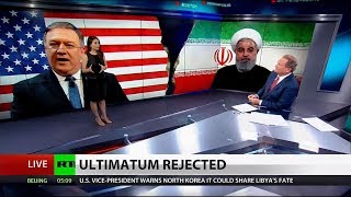 A 'Punch to the Mouth'? Iran relations in the Trump era