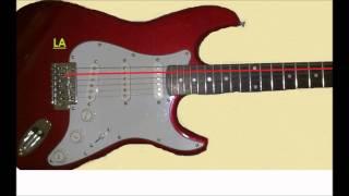 Afinador de Guitarra (Afinacion Estandar en MI)