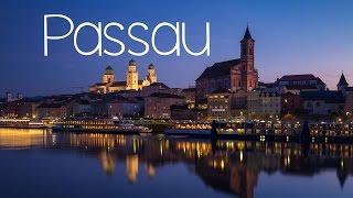 Visiting Passau, Germany