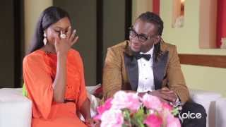 House of LUX Special; Tinsel Stars Osas Ighodaro & Gbenro Ajibade | On The Couch