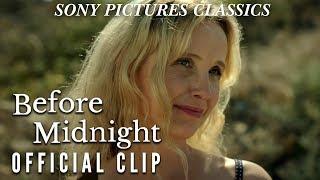 Before Midnight Clip #1 - Train