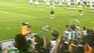 R.Betis 1-0 Real Sociedad GOL DE EMANA Liga Adelante 2009-2010