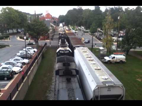 CSX Incident at Gaithersburg Maryland