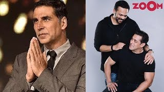 Akshay Kumar requests his fans NOT to participate in negative trends about