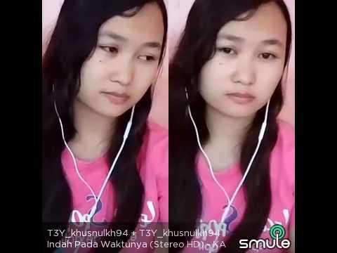 Indah Pada Waktunya Soundtrack Centini Manis  Dewi Persik  voc by Khusnul Khotimah TKW Taiwan