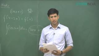 Indefinite Integration by Manoj Chauhan (MC) Sir (ETOOSINDIA.COM)