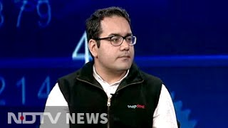 Snapdeal CEO ‪Kunal Bahl‬ on how to raise money for your ‪startup‬