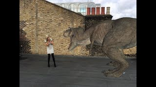 Explore the world of Augmented Reality  - BBC Click