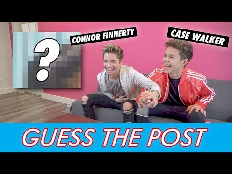 Connor Finnerty vs. Case Walker Guess The Post