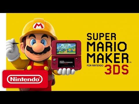 Super Mario Maker for Nintendo 3DS Overview Trailer