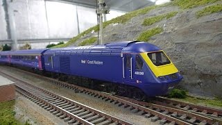Hornby First Great Western (FGW) HST The Corps of Royal Electrical and Mechanical Engineers
