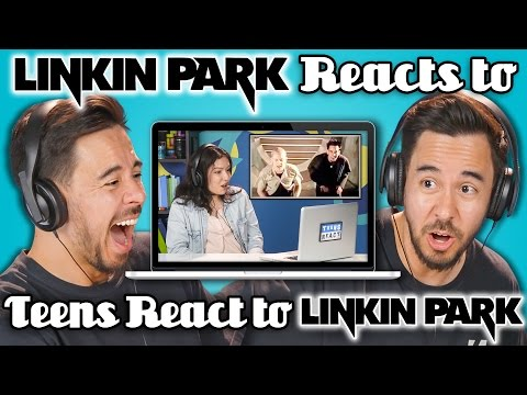 Xxx Mp4 LINKIN PARK REACTS TO TEENS REACT TO LINKIN PARK 3gp Sex