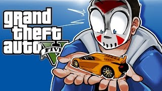 GTA 5 PC Online (RACE OF DEATH!) TINY RACERS!!!