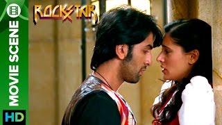 Rockstar | Hot Scene & Hot Kiss | Ranbir Kapoor & Nargis Fakhri