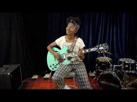 Xxx Mp4 Lyrical Guitarist Melanie Faye Discusses The Number System 3gp Sex