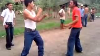 Mortal Kombat peleas callerejas