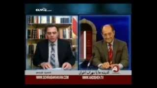 Khosro Fravahar - Sohrab Akhavan - آخوندها و آسیب آنان به پیشرفت ایران