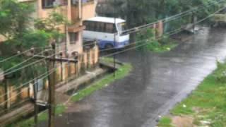 Chennaiyil oru mazhai kaalam :-)