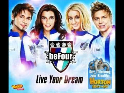 BeFour - Live Your Dream