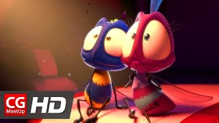 "CGI 3D Animated Short: ""What the Fly Short Film"" by ESMA"
