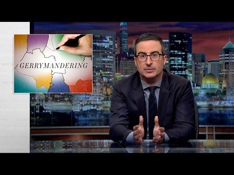 Gerrymandering Last Week Tonight with John Oliver HBO