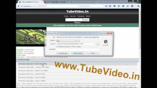Youtube Video Free Downloader 2016 (TubeVideo.In)