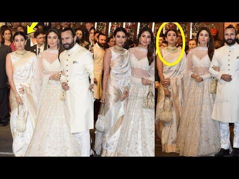 Xxx Mp4 Oh Karisma Kapoor Feeling Jealous With Kareena Kapoor Khan 39 S Stardum At Isha Anand Wedding 3gp Sex
