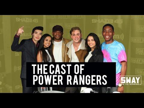 Xxx Mp4 The Cast Of Power Rangers Movie Speak On New Found Fame The Black Ranger Freestyles Live 3gp Sex
