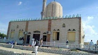 При взрыве в мечети на Синайском полуострове погибли более 200 человек  /  Новости