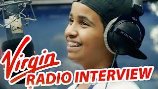 VIRGIN RADIO INTERVIEW!!