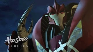 Transformers Prime: Peeling Out