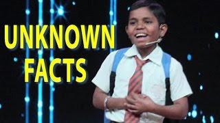 The Kapil Sharma Show | Khajur AKA Kartikey Raj Unknown FACTS