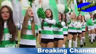 Aksi Memikat Cheerleaders Lechia Gdansk, Klub Egy Maulana