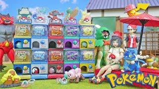 Pokemon Mini Vending Machine Surprise Toys #3