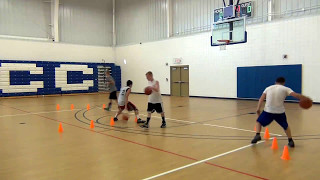 I'm Possible - Tight Spaces Dribbling Progression