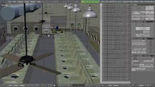 Blender Animation: Setting the Scene