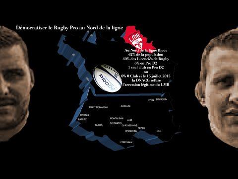 Le NORD Bientôt dans l'anti-chambre de l'élite du Rugby Français en PRO D2  SIGNEZ LA PETITION...