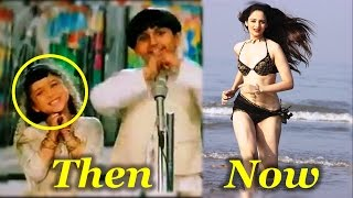 Top 20 Bollywood Child Actors Then & Now - The Top Lists