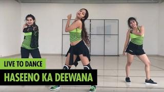 Haseeno Ka Deewana | Kaabil | Bollywood Dance Routine | Live To Dance