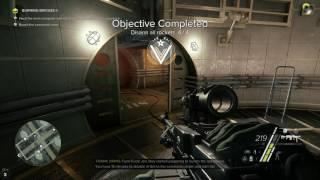 Sniper Ghost Warrior 3  Burning Bridges II - Disarm and Detroy Rockets  Side Mission Walkthrough