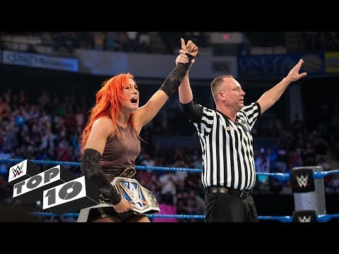 Xxx Mp4 Inaugural Champions Crowned WWE Top 10 Feb 16 2019 3gp Sex