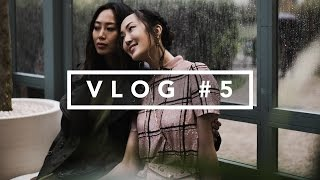 My Tips on How To Make it in Fashion | Vlog #5