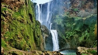 Morocco- The Land Of Beauty --EP 2--OUZOUD /المغرب أرض الجمال -- شلالات أوزود