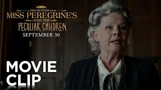 Miss Peregrine's Home For Peculiar Children |