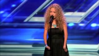 Rion Paige - Blown Away (X Factor USA first audition)