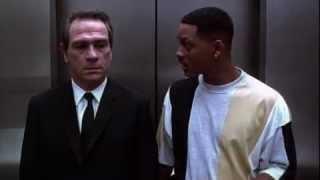 MEN IN BLACK 1 - MIB HEADQUARTERS