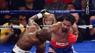 Floyd Mayweather vs Manny Pacquiao Full Fight highlights