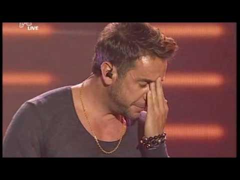 Xxx Mp4 Γιώργος Μαζωνάκης Quot Ελα να δεις Quot Ozledim Greek Idol Final 3gp Sex