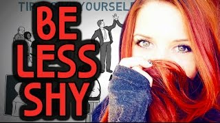 How to Be Less Shy - Tips to Overcome Shyness even as an Introvert!