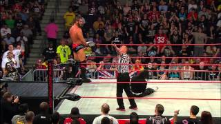 Bound For Glory 2012: Jeff Hardy vs. Austin Aries (World Title Match)